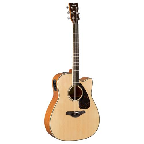 Yamaha FGX820C NT Westerngitarre Natur