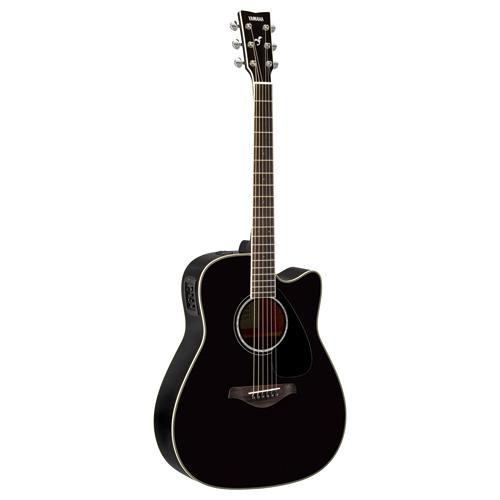 Yamaha FGX830C BL Westerngitarre Black