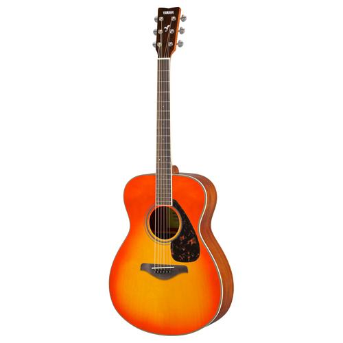 Yamaha FS820 AB Westerngitarre Autumn Burst