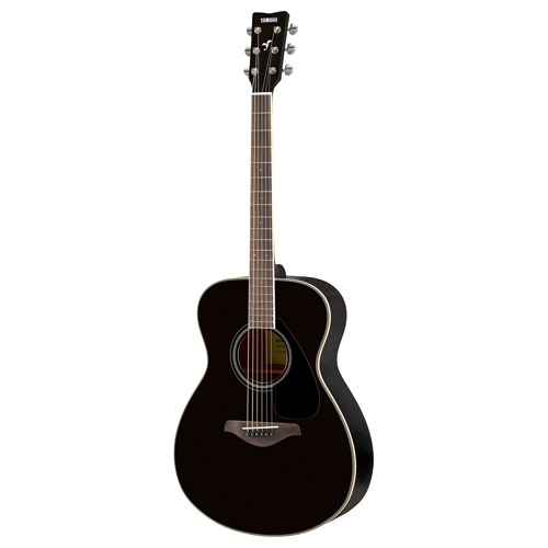 Yamaha FS820 BL Westerngitarre Black