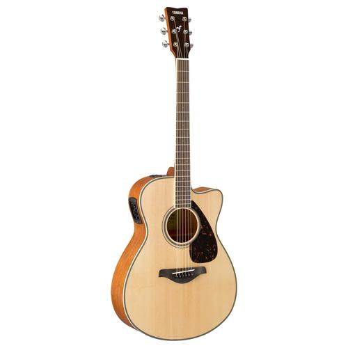 Yamaha FSX820C NT Westerngitarre Natur