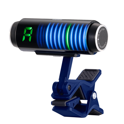 Korg SHCS100BL Sledgehammer Custom 100 Clip On Tuner Blue