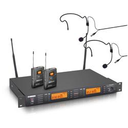 LD-Systems WS1000BPH2X Headset Funksystem