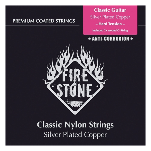 Fire&Stone 651890 Konzertgitarren Saiten