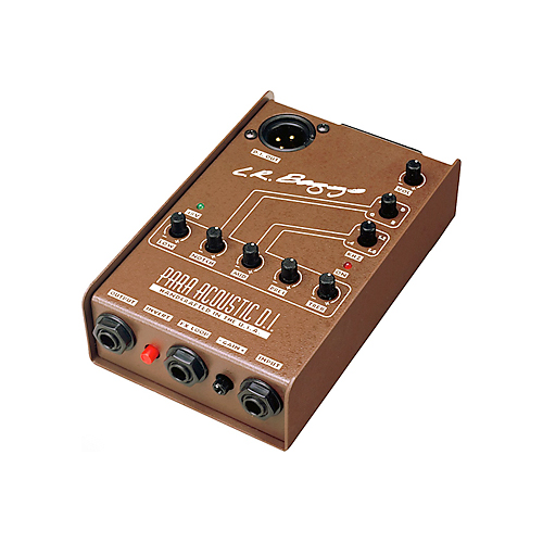 Para Acoustic DI-Box DI-Box mit 5-Band EQ