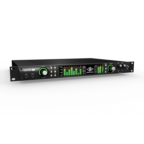 Universal Audio Apollo 8 Quad Thunderbolt Audio Interface