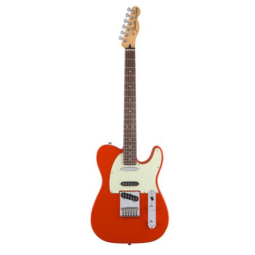 Fender Deluxe Nashville Telecaster RW FRD