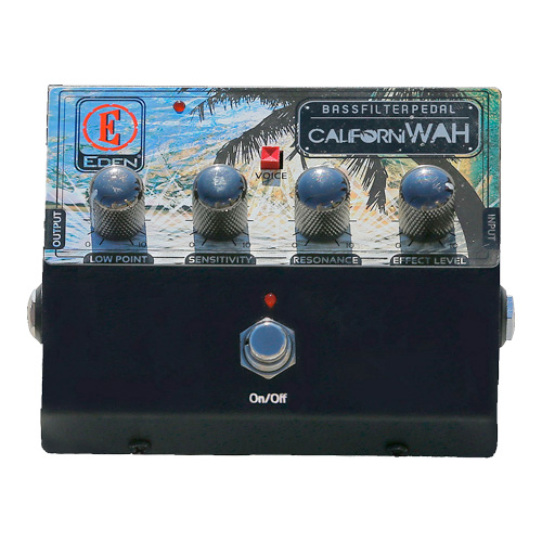 EDEN CaliforniWah Bass Pedal