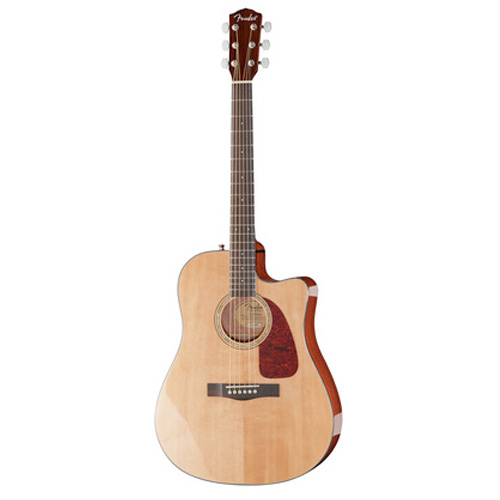 Fender CD-140 SCE Westerngitarre Natural Satin