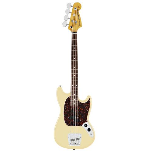 Fender Mustang Bass Vintage White