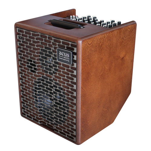 ACUS ONE-6T Wood Akustik Verstärker