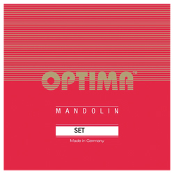 Optima 2135 Mandoline Flatwound String Set Medium