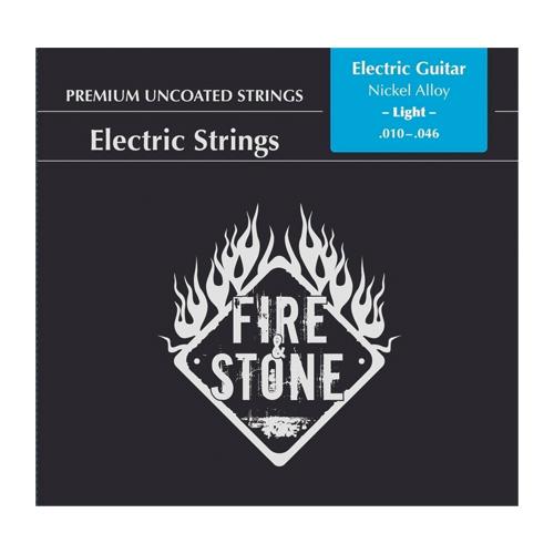 Fire&Stone E-Gitarren Saiten .010-.046