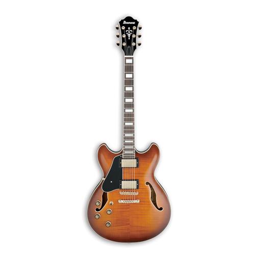 Ibanez AS93L-VLS Artcore Expressionist E-Gitarre Lefthand
