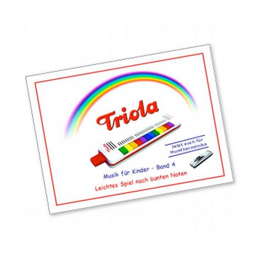 Seydel - Triola Musik für Kinder 4