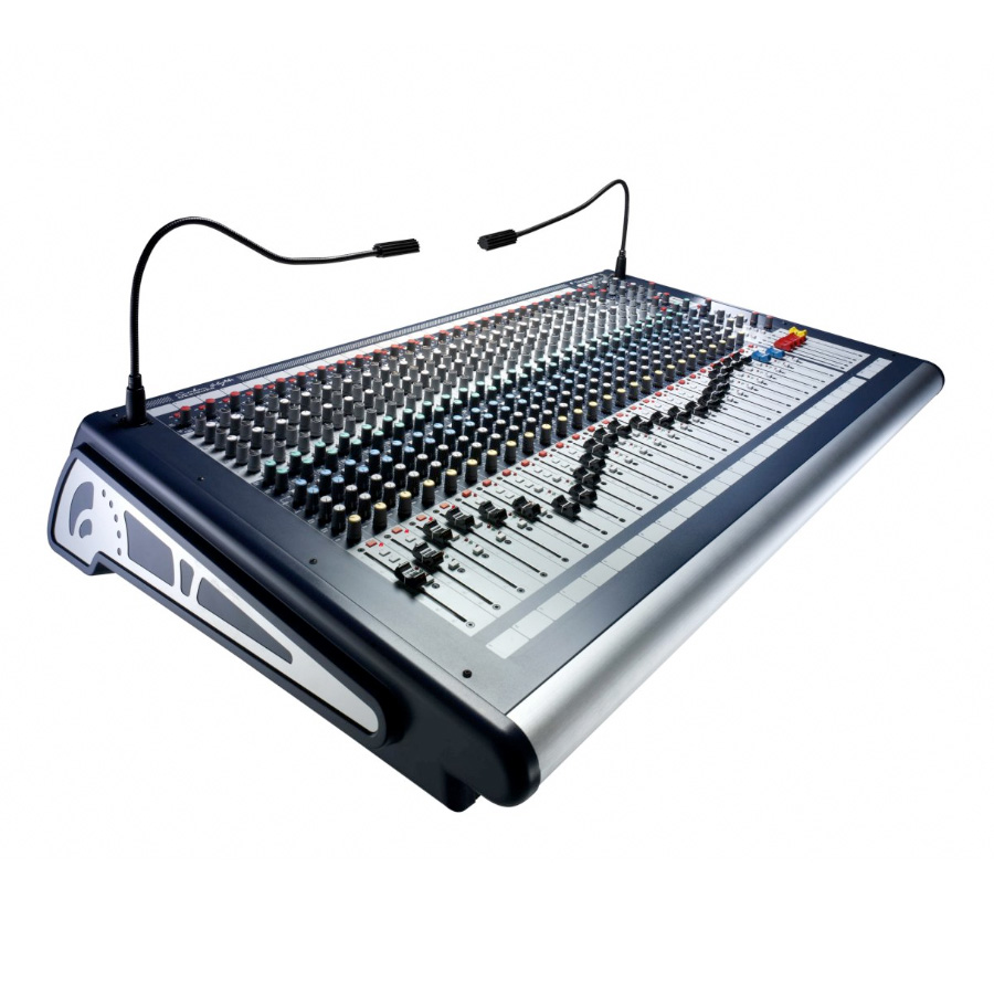 Soundcraft GB-2-16 Mischpult