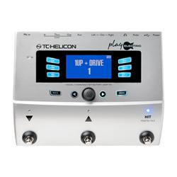 TC Helicon Play Electric Vocal-und E-Gitarreneffekt