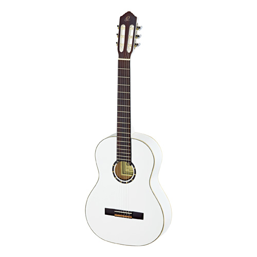 Ortega R-121 L WH Konzertgitarre lefthand