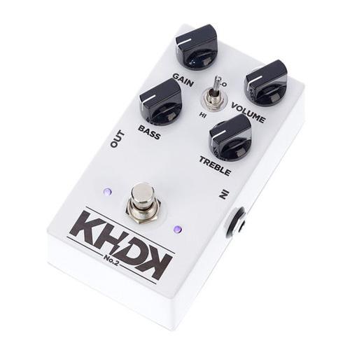 KHDK Kirk Hammett KHDK-2 Clean Boost