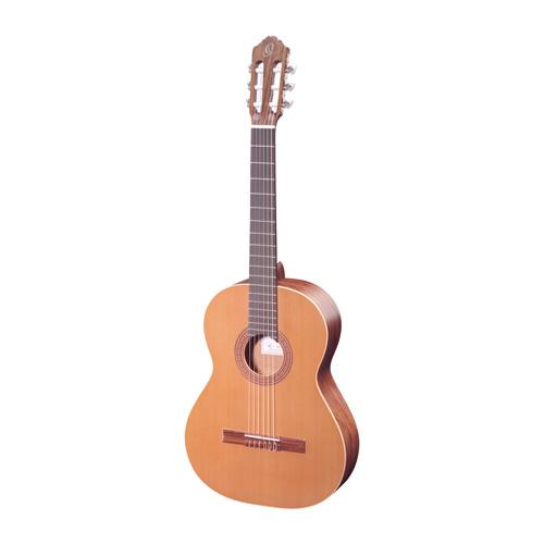 R-180L Konzertgitarre BUBINGA LEFTHAND, INCL. GIGBAG