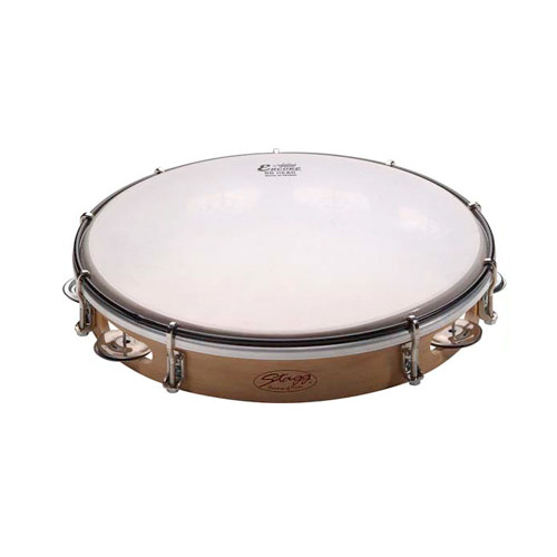 Stagg TAWH-101T stimmbares Tambourin 10""