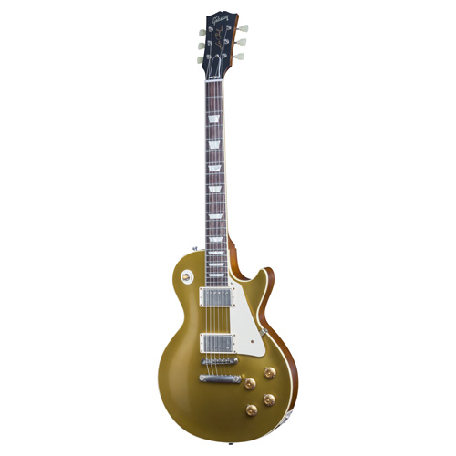 Gibson 2016 Standard Historic 1957 Les Paul Goldtop Antique Gold VOS