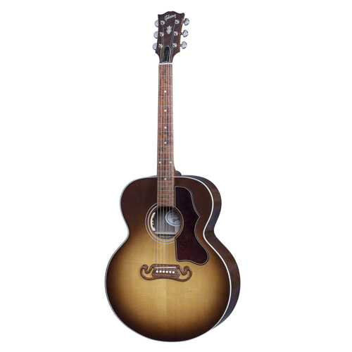 Gibson 2016 SJ-100 Walnut Honeyburst