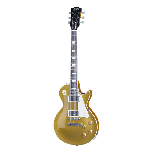 Gibson 2016 Standard Historic 1957 Les Paul Goldtop Antique Gold Gloss