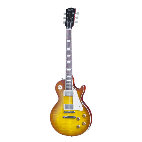 Gibson Custom Shop Historic 1958 Les Paul Left Iced Tea VOS
