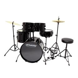 GEWApure Dynamic One Drumset BK