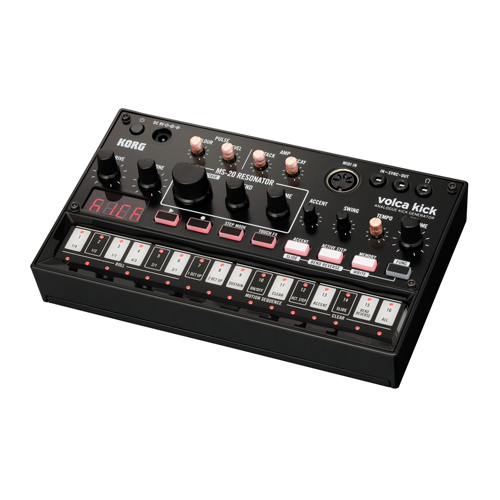 KORG volca kick analoger Synthesizer