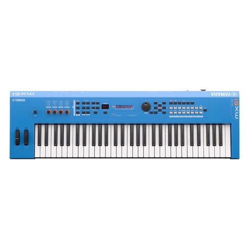 Yamaha MX61II BU Synthesizer