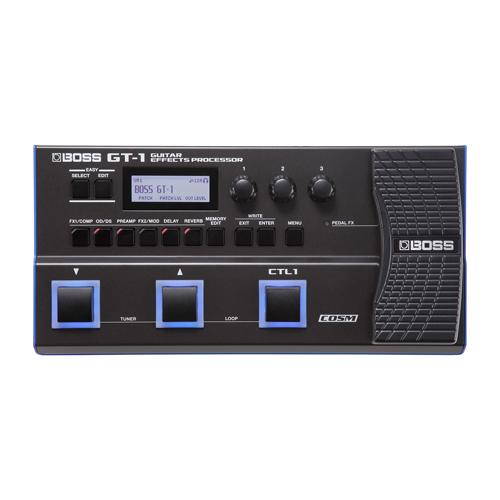 Boss GT-1 Gitarren Effektprozessor