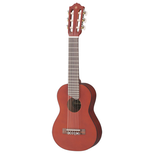 Yamaha GL-1 PB Guitalele Mini-Gitarre Brown