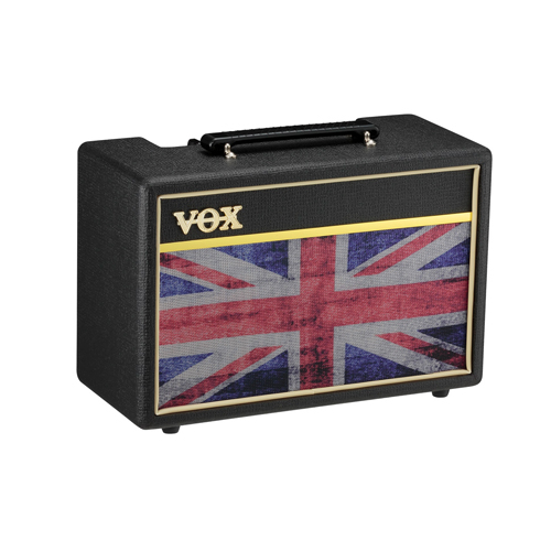 Vox Pathfinder 10 Union Jack black