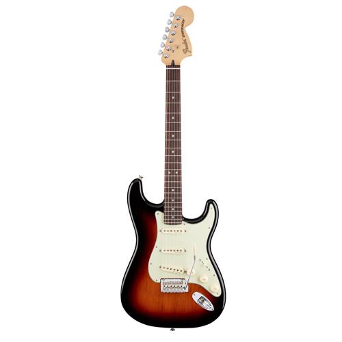 Fender Deluxe Roadhouse Stratocaster RW 3TSB