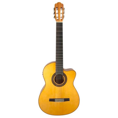 Manuel Romero R35CE Klassikgitarre 4/4