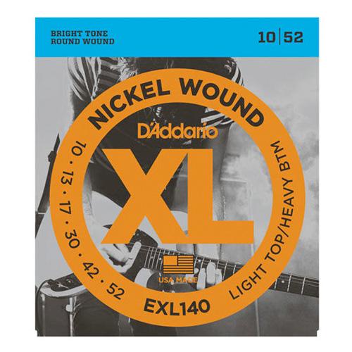 Daddario EXL-140 E-Gitarren Saiten 010-052