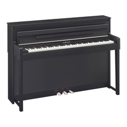 Yamaha CLP-585 B Clavinova Digital Piano Black Walnut