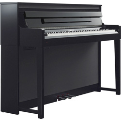 Yamaha CLP-585 PE Clavinova Digital Piano Polished Ebony