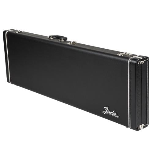Fender Pro Serie Koffer für Precision- und Jazz Bässe Schwarz