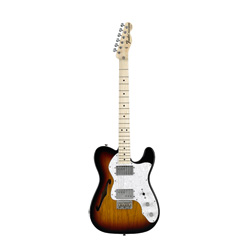 Fender Classic Series '72 Telecaster Thinline MN 3CSB