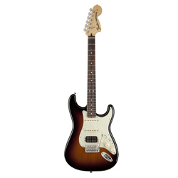 Fender Deluxe Lone Star Stratocaster RW 3CSB