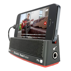 Focusrite iTrack Pocket iPhone Docking