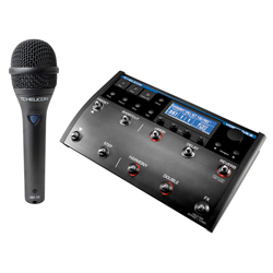 TC Helicon VoiceLive 2 inkl. MP 75