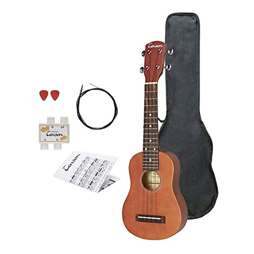 Tenson Miguel Almeria Ukulele Player Pack