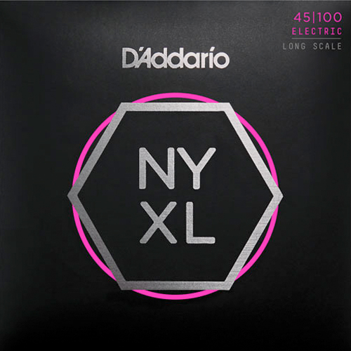 Daddario NYXL45100 Nickelplated Steel Regular Light