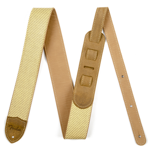 """Fender Deluxe Tweed Strap 2"""""""