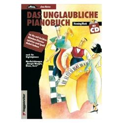 Das Unglaubliche Pianobuch - Blunk, Henning