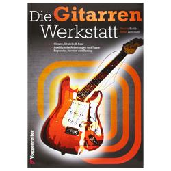 Die Gitarrenwerkstatt - Zirnbauer, Stefan